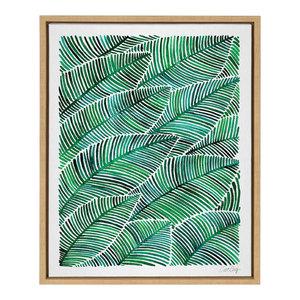 Sylvie Que Sera Sera Framed Canvas by