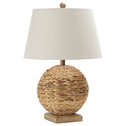 Tropical Table Lamps by Silverwood