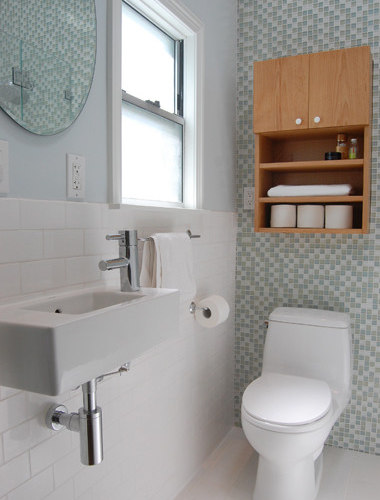 Small San Francisco Bathroom Remodel - Bathroom remodel san francisco