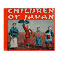 Decorative Book, Children of Japan