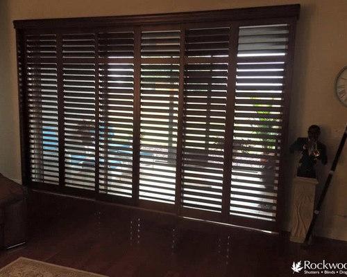 plantation shutters for sliding glass door shutter sliders interior shutters