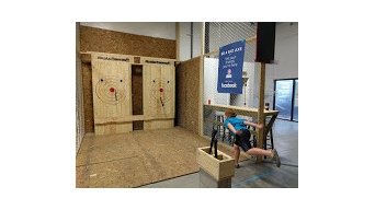 Bad Axe Throwing Edmonton