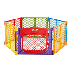 Summer Infant - Summer Infant Secure Surround 12-Panel PlaySafe Playard - Playpens