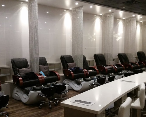 300 Nail Salon Home Design Design Ideas & Remodel Pictures | Houzz