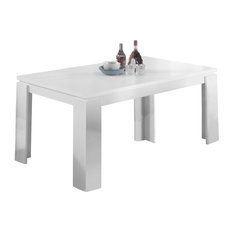 "36""x60"" Dining Table, White"