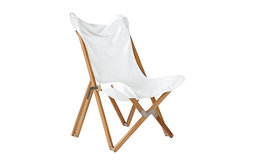 Butterfly Chair, White