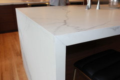 Elegant If You Decide To Go With Neolith Or Something Similar, Make Sure The Shop  Has Lots Of Experience And Has Good References!
