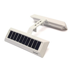 Solar Dual Sided LED Post Sign Light For Outdoor Signs
