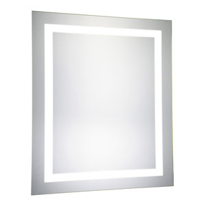 Afina Radiance Frameless Bevel Rectanglular Mirrors