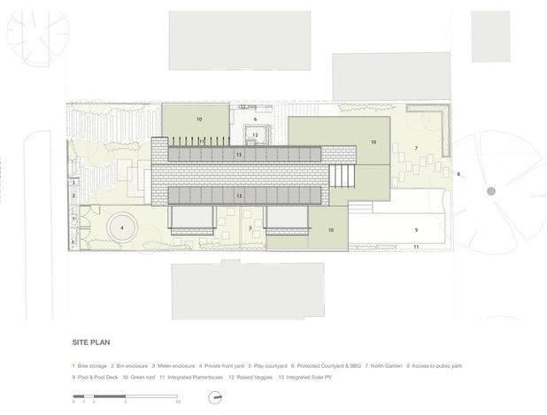 Gelände- & Landschaftsplan by Melbourne Design Studios (MDS)