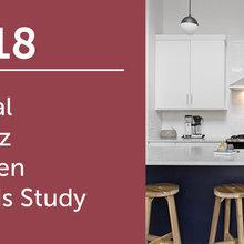 2018 Global Houzz Kitchen Trends Study