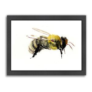 """""""Bumblebee 1,"""" Art Print, 9""""x11""""x1"""""""