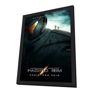 Transformers The Movie POSTER 27 X 40 In Deluxe Wood Frame A