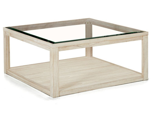 Am nagement de salon - Table basse pouf integre ...