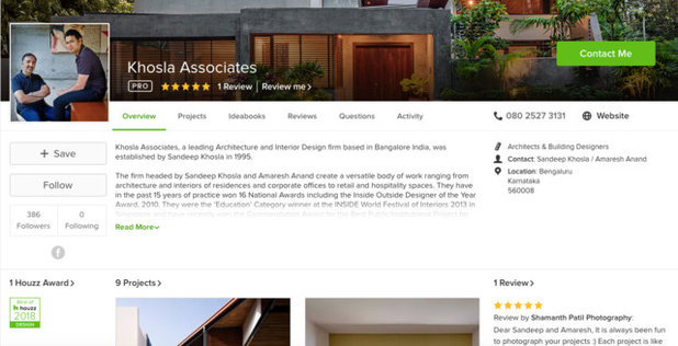 How to Get More Followers on Houzz