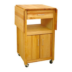 Catskill Craftsmen Drop Leaf Cabinet Cart Kitchen Islands And Carts