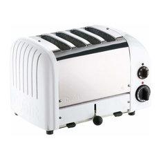 Toaster Newgen 4 Slice, White