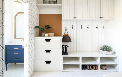 Everything You Need to Know Before Designing a Mudroom