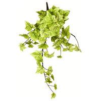 "18"" Light Green Ivy Hanging Bush"