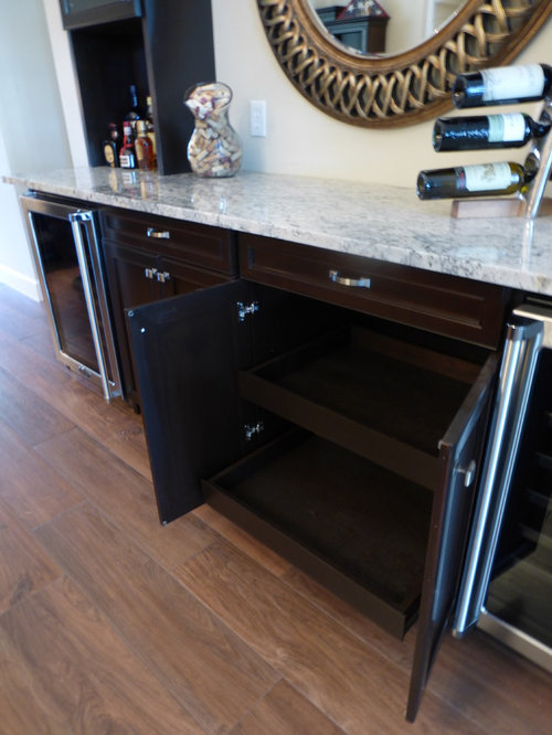 Custom Made Cabinets - Buffets And Sideboards