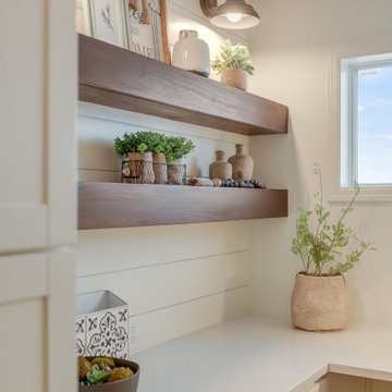 Loft turned Home Office