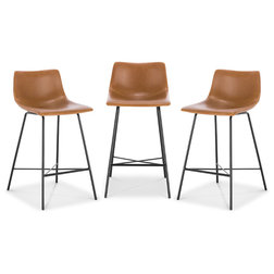 Midcentury Bar Stools And Counter Stools by Edgemod Furniture