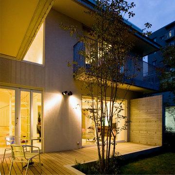 S邸+Y邸/二世帯住宅