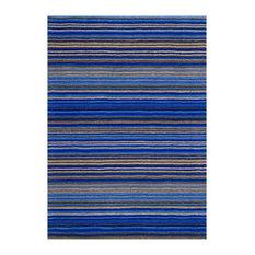 Carter Blue Rug, 120x170 cm