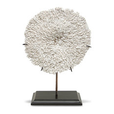 Palecek Coral Plate on Stand