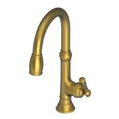 Newport Brass 2470-5103 Jacobean Kitchen Faucet - Brass