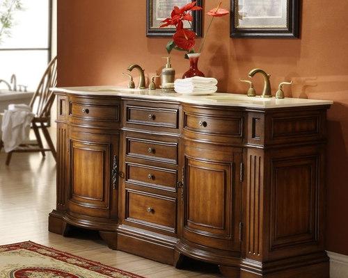 Adelina Bathroom Vanity - Bathroom Vanities And Sink Consoles - Antique Bathroom Vanities
