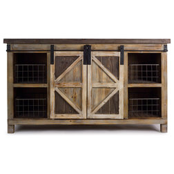 Farmhouse Buffets And Sideboards by Melrose International LLC
