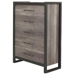 Industrial Dressers by ShopLadder