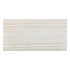 Glazed Tile, Eramosa White, Sample