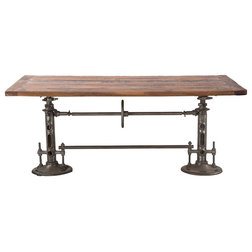 Industrial Dining Tables by World Interiors
