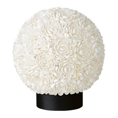 Contemporary table lamps bedside lamps find table lamps and capiz sphere lamp table lamps aloadofball Images