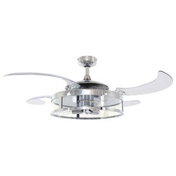Transitional Ceiling Fans by Beacon Lighting