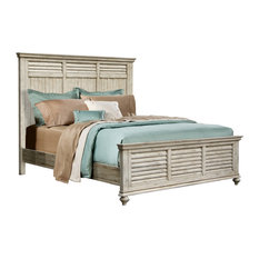 Shades of Sand Queen Bed