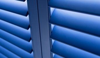 Lindos Blue Shutters