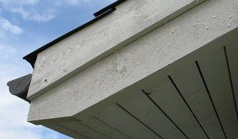 Færdigmalet facadebeklædning