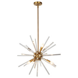 Transitional Chandeliers by OVE Decors