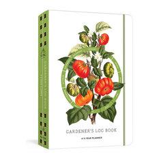 Gardener's Log Book