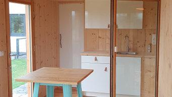 Min-Max-Haus - Bequemes Wohnen auf kleinem Raum