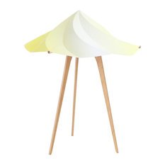 Chantilly Table Lamp, Yellow, Large