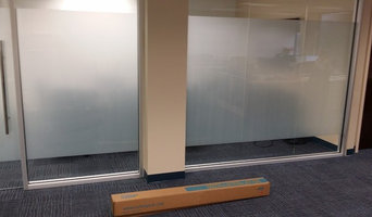 3M Fasara Decorative film for a office space