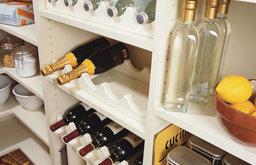 Pantry Bottle Storage