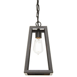 Industrial Pendant Lighting by Fabric Wire