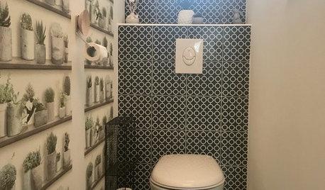Chez les Houzzers : 10 toilettes sortent des sentiers battus