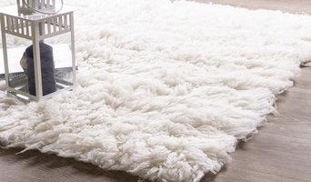 Pure Eco-Friendly Wool Flokati Shag Rug, White, 9'x12'