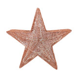 Decorative Christmas Star Lamp, Copper